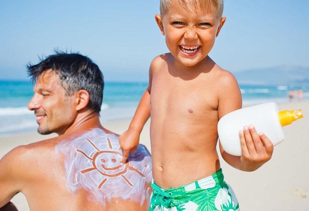 вред солнцезащитных кремов
