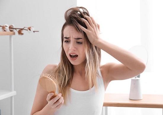продукты для укрепления волос способны предотвратить выпадение волос