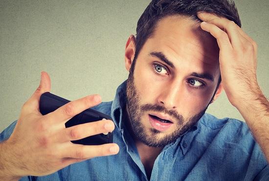 продукты от выпадения волос у мужчин