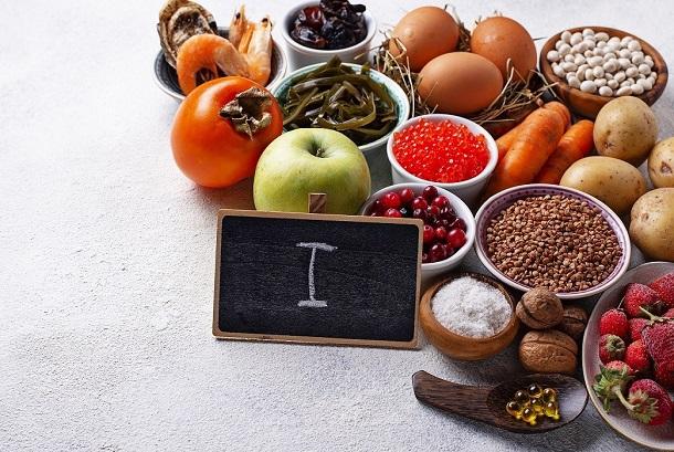 продукты полезные для щитовидной железы