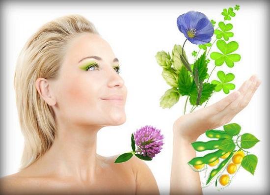в каких продуктах и травах содержатся женские гормоны
