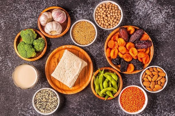 в каких продуктах содержится гормон эстроген