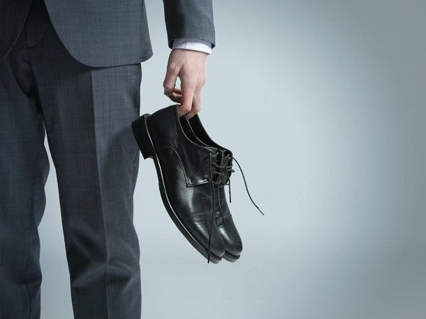 коронавирус на обуви
