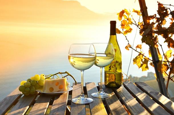 Польза белого вина