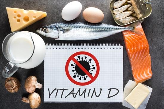 Витамин Д при коронавирусе: лучшие продукты