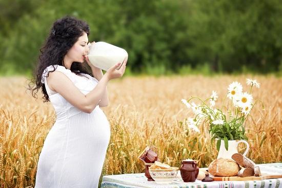 белковые продукты для беременных