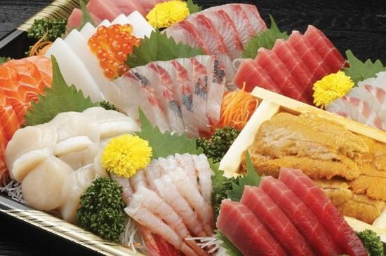 белковые продукты: рыба
