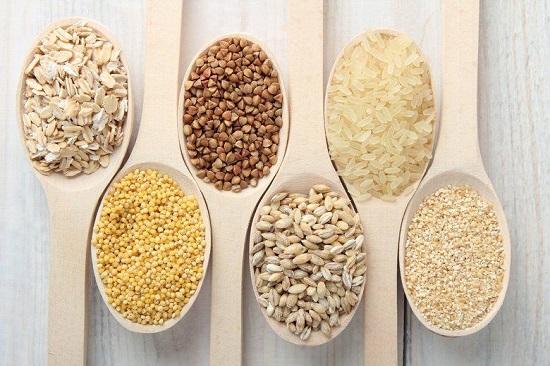 белковые продукты: крупы