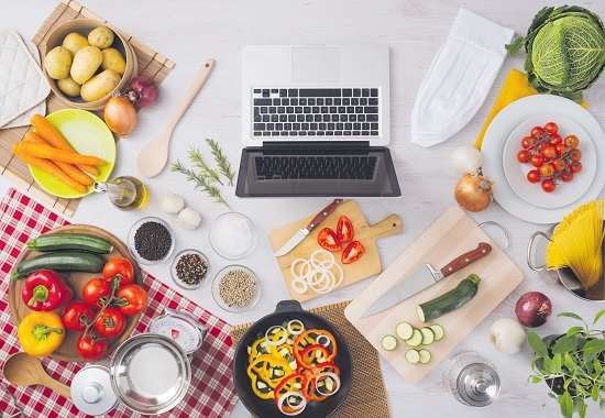 белковые продукты: овощи и зелень