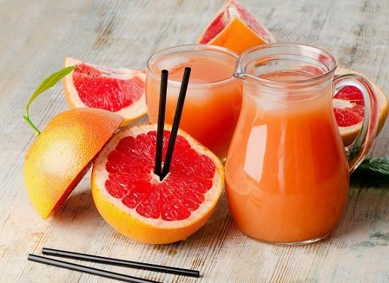 грейпфрутовый сок: польза
