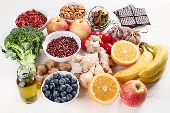как укрепить иммунитет с помощью питания