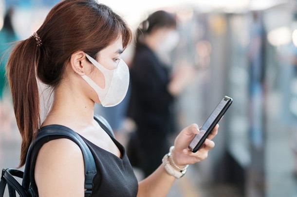 коронавирус смартфон
