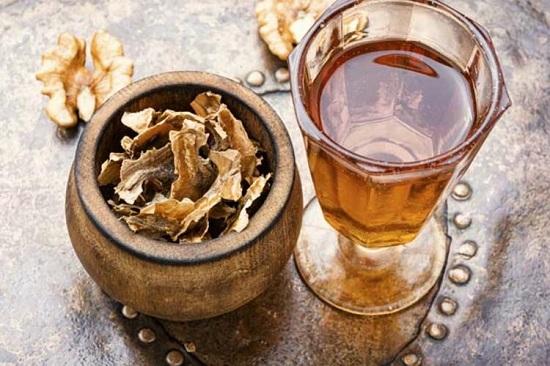 Перегородки грецкого ореха польза и вред