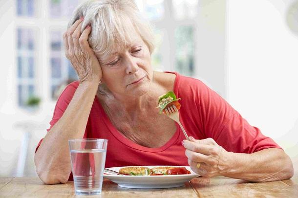 потеря аппетита при онкологии