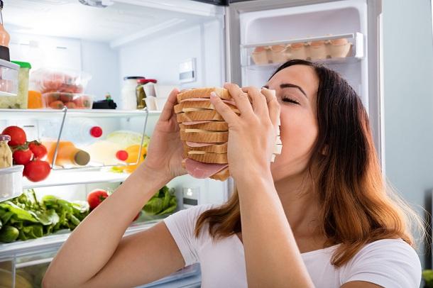 повышенный аппетит причины