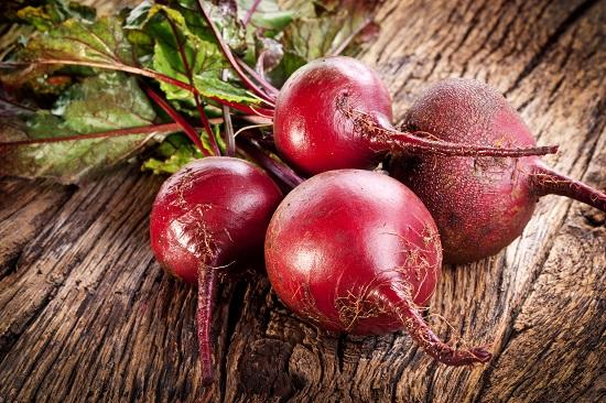 самые полезные фрукты и овощи: свекла