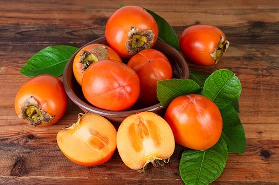 самые полезные фрукты и овощи: хурма