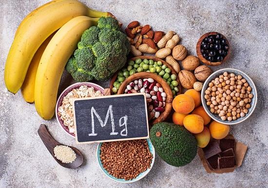 слабость после коронавируса можно устранить, употребляя в пищу продукты, богатые магнием