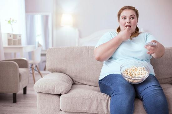 ожирение - признак неправильного питания