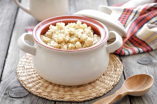 рецепты сбалансированного питания: пшеничная каша