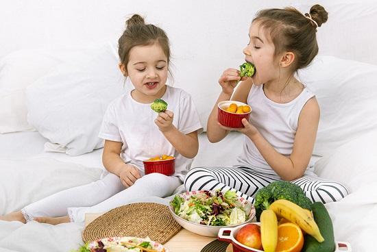 сбалансированное питание: меню для ребенка