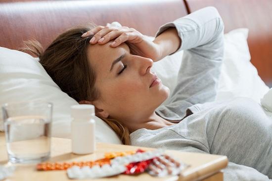 симптомы коронавируса у взрослого человека: слабость
