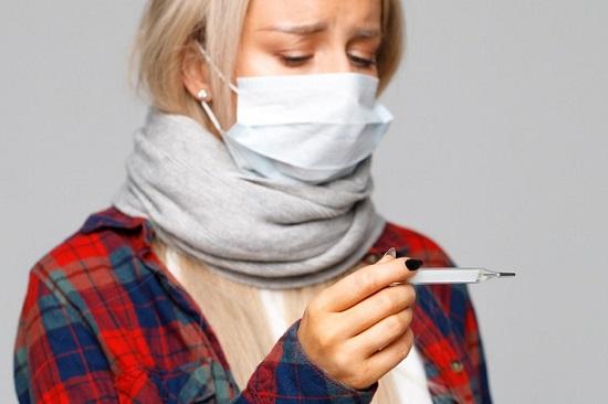 симптомы коронавируса у взрослого человека