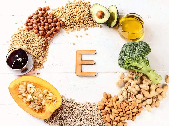 в каких продуктах содержится витамин Е и какова его роль