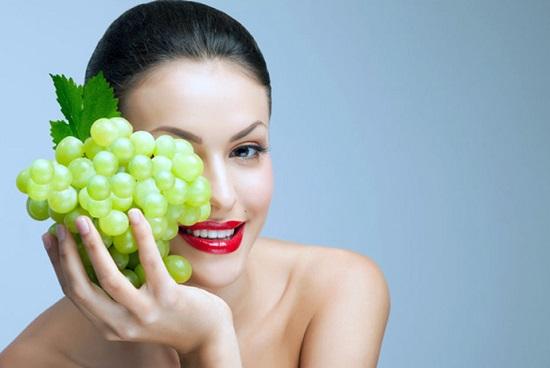 Виноград польза и вред для организма женщины