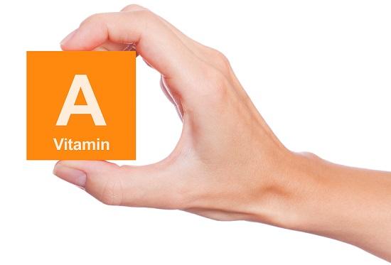 витамин А: польза для женщин