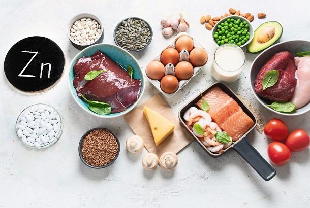 цинк в продуктах: где содержится больше всего