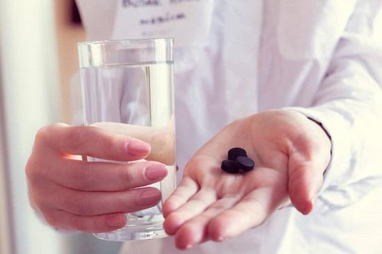 Активированный уголь для очищения организма