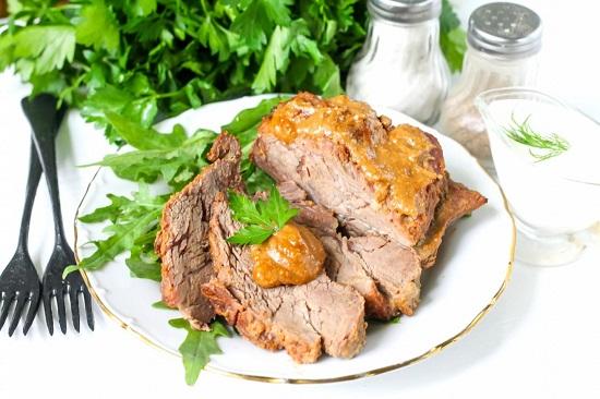 Белковый разгрузочный день на мясе