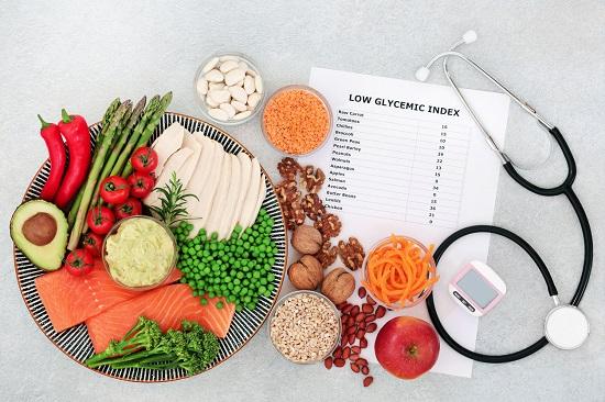 диета при сахарном диабете 2 типа: продукты с низким гликемическим индексом