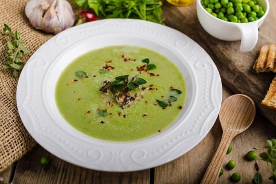 диета при сахарном диабете 2 типа: рецепт супа с зеленым горошком