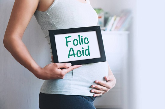 фолиевая кислота в продуктах: польза при беременности