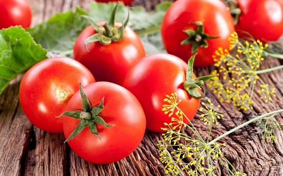 Разгрузочный день на овощах и фруктах: томаты