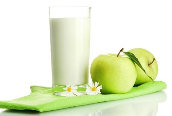 разгрузочный день на яблоках и кефире