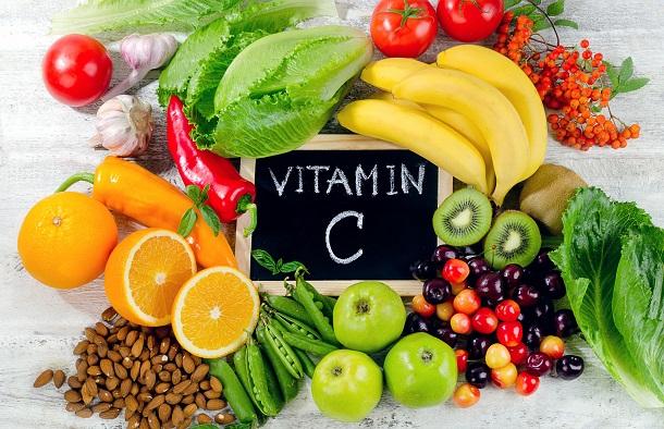 в каких продуктах содержится витамин C