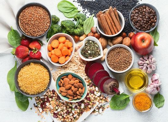 детокс печени: полезные продукты