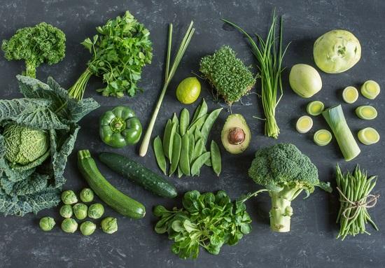 в каких продуктах содержится витамин к