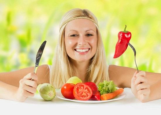 овощной день на английской диете