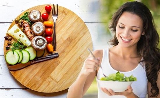 интервальное голодание будет эффективно, если грамотно составить меню