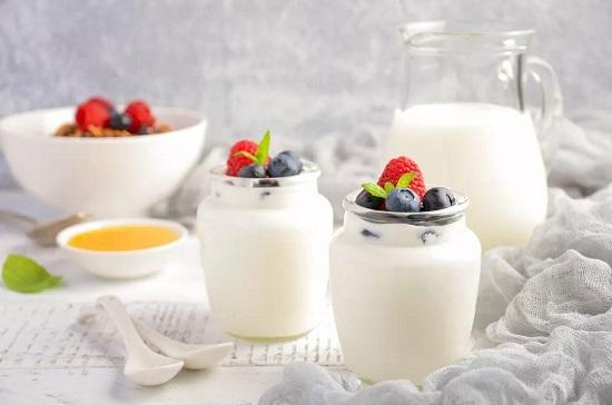 польза домашнего йогурта для очищения организма