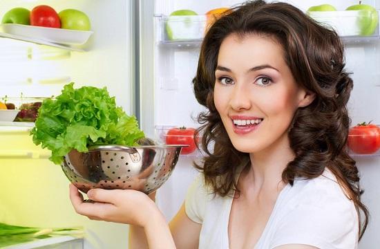 польза листового салата для женщин