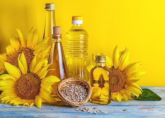 польза подсолнечного масла зависит от его разновидности