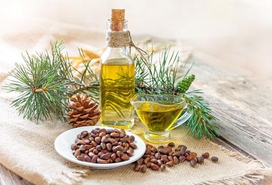 кедровое масло - одно из самых полезных растительных масел