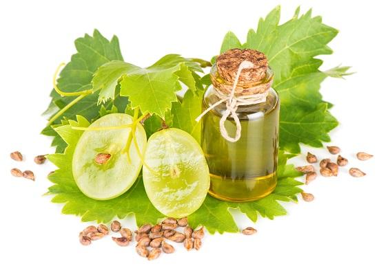 масло из виноградных косточек - самое полезное растительное масло
