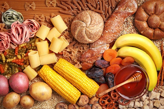 продукты, богатые углеводами для набора мышечной массы